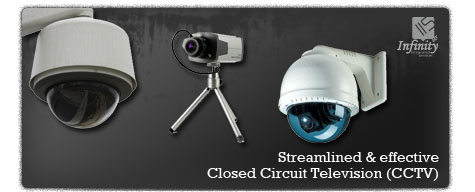 Streamlined & effective Closed Circuit Television (CCTV)